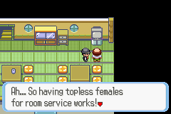 Pokemon Topaz - LOL - User Screenshot